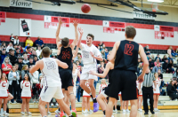 Gallery: Boys Basketball Post Falls, ID @ Cheney